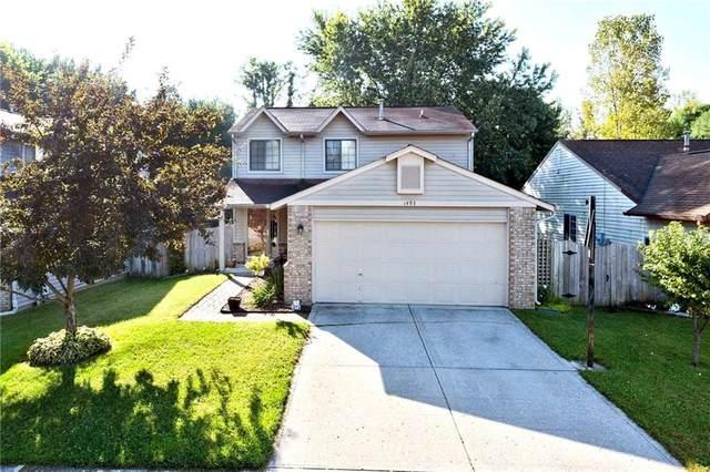1493 Creekside Lane, Greenwood, IN 46142 (MLS #21814810) :: Pennington Realty Team