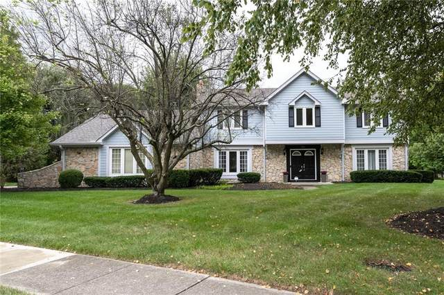 13099 Wembly Road, Carmel, IN 46033 (MLS #21814849) :: Mike Price Realty Team - RE/MAX Centerstone