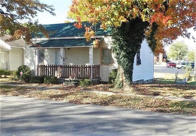 126 E Hoosier Street, North Vernon, IN 47265 (MLS #21814859) :: The Evelo Team