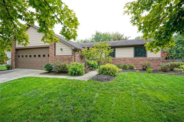 609 Sunblest Blvd S, Fishers, IN 46038 (MLS #21814866) :: Quorum Realty Group