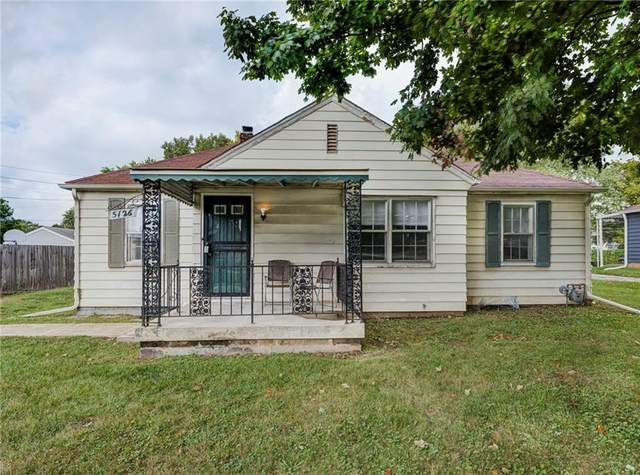 5126 E 16TH Street, Indianapolis, IN 46218 (MLS #21814871) :: JM Realty Associates, Inc.