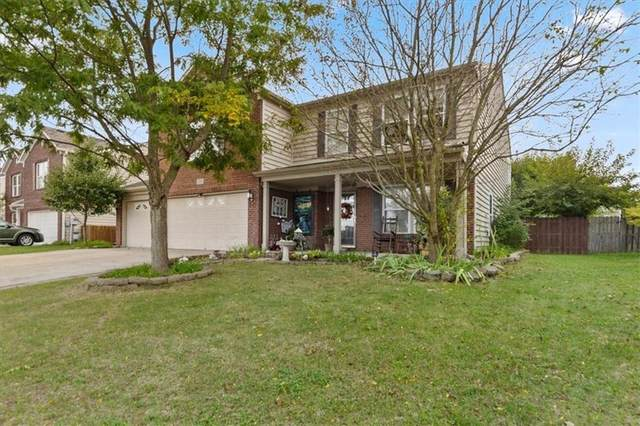 13342 N Badger Grove Drive, Camby, IN 46113 (MLS #21814882) :: JM Realty Associates, Inc.