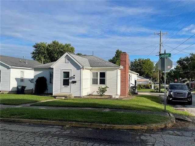 202 W 2nd Street, Greensburg, IN 47240 (MLS #21814897) :: Pennington Realty Team