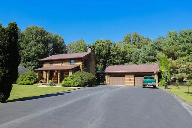 2910 S Mask Court, Martinsville, IN 46151 (MLS #21814913) :: Mike Price Realty Team - RE/MAX Centerstone
