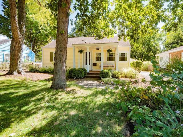 551 W Westfield Boulevard, Indianapolis, IN 46208 (MLS #21814925) :: Mike Price Realty Team - RE/MAX Centerstone
