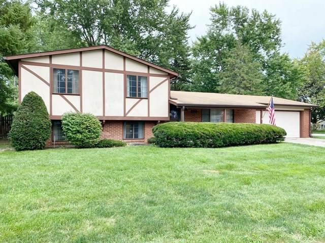 9109 Trinity Place, Indianapolis, IN 46229 (MLS #21814927) :: Ferris Property Group