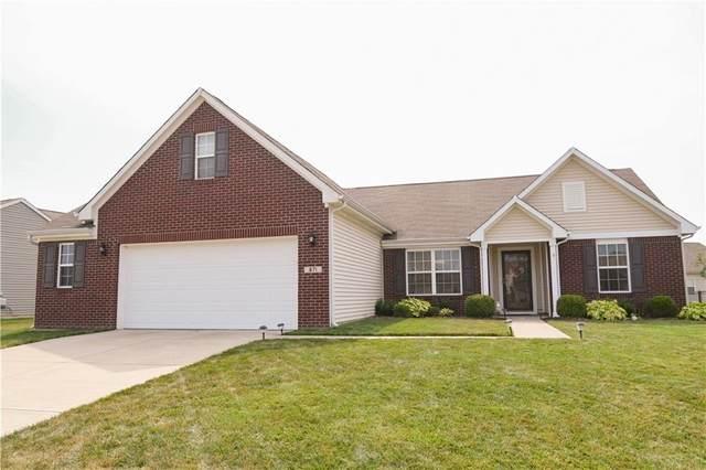 871 Grandiflora Drive, Greenwood, IN 46143 (MLS #21814954) :: Ferris Property Group