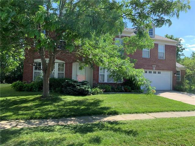 10591 Carrie Lane, Indianapolis, IN 46231 (MLS #21814967) :: JM Realty Associates, Inc.