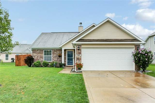 623 Melrose Court, Greenfield, IN 46140 (MLS #21814970) :: Mike Price Realty Team - RE/MAX Centerstone
