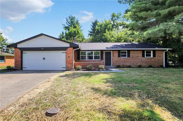 2807 Tulip Drive, Indianapolis, IN 46227 (MLS #21814973) :: Mike Price Realty Team - RE/MAX Centerstone