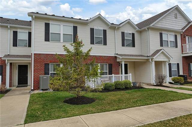 12155 Pebble Street #1100, Fishers, IN 46038 (MLS #21814975) :: The Evelo Team