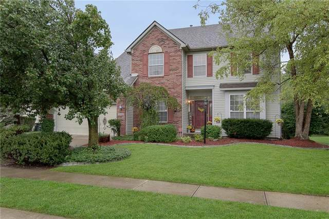 12424 Geist Cove Drive, Indianapolis, IN 46236 (MLS #21814986) :: Heard Real Estate Team | eXp Realty, LLC