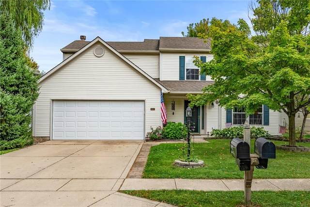 19492 Amber Way, Noblesville, IN 46060 (MLS #21814988) :: The Evelo Team