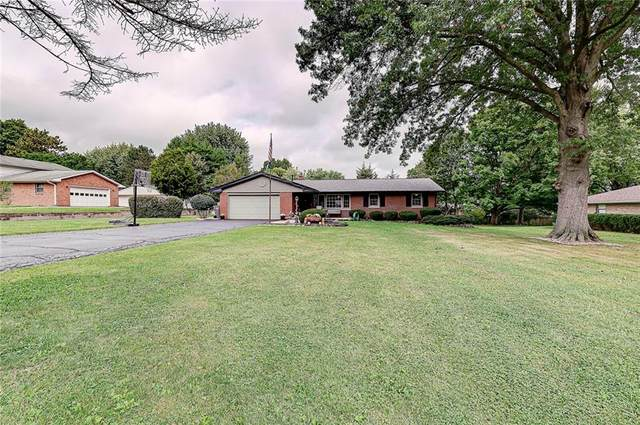 220 E Waterbury Road, Indianapolis, IN 46227 (MLS #21814989) :: The Evelo Team