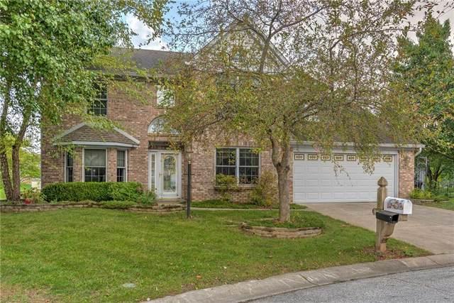 1223 Barngate Circle, Greenwood, IN 46142 (MLS #21814997) :: Ferris Property Group