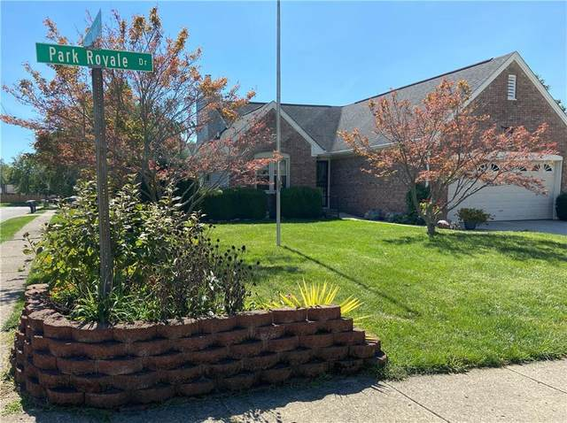 10123 Park Royale Drive, Indianapolis, IN 46229 (MLS #21815015) :: Pennington Realty Team