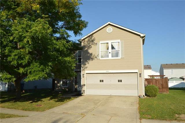 2892 Ludwig Drive, Indianapolis, IN 46239 (MLS #21815031) :: The Evelo Team