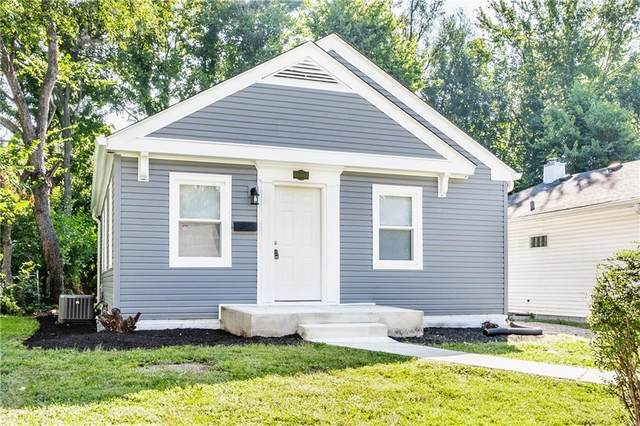 4857 Crittenden Avenue, Indianapolis, IN 46205 (MLS #21815045) :: Ferris Property Group