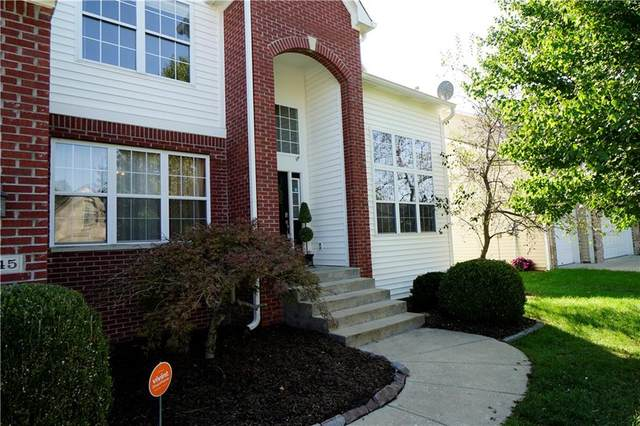 10645 Nassau Street, Indianapolis, IN 46234 (MLS #21815046) :: The ORR Home Selling Team