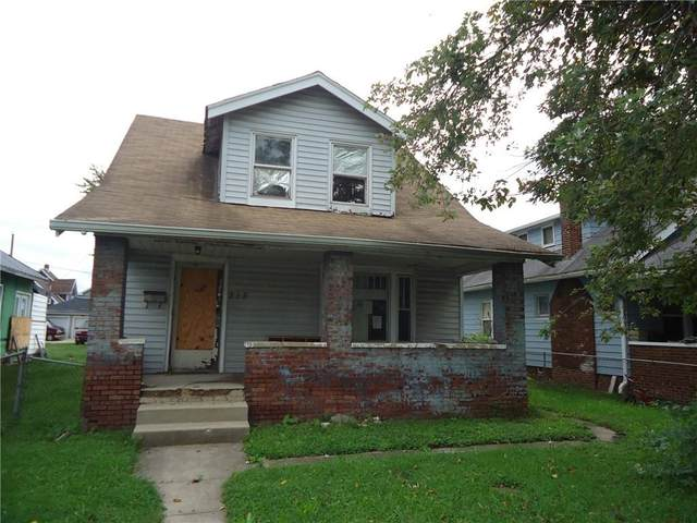 215 N Oakland Avenue #0, Indianapolis, IN 46201 (MLS #21815053) :: David Brenton's Team