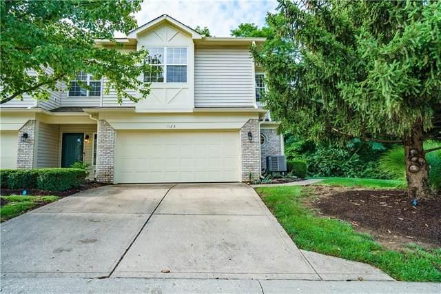 1123 Grovewood Drive, Beech Grove, IN 46107 (MLS #21815055) :: JM Realty Associates, Inc.