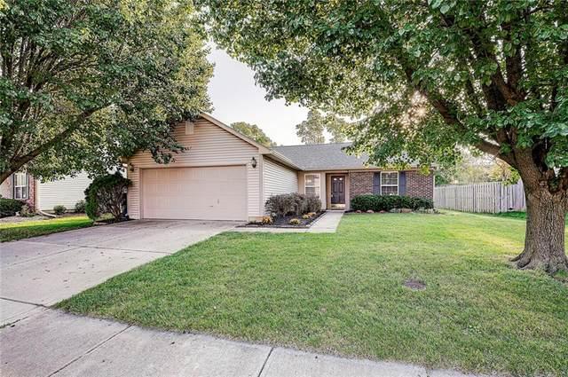 11781 Sand Creek Boulevard, Fishers, IN 46037 (MLS #21815061) :: Ferris Property Group