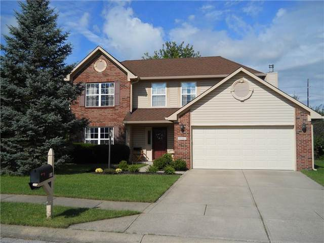 530 Garden Grace Drive, Indianapolis, IN 46239 (MLS #21815062) :: Mike Price Realty Team - RE/MAX Centerstone