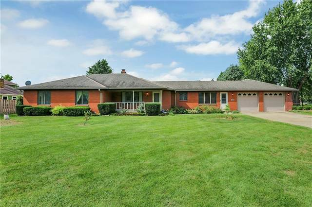 4050 N County Road 900 E, Brownsburg, IN 46112 (MLS #21815064) :: Mike Price Realty Team - RE/MAX Centerstone