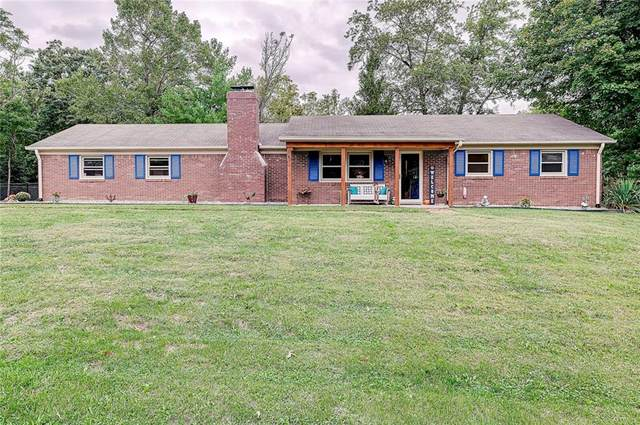 62 Orchard Lane, Danville, IN 46122 (MLS #21815075) :: Mike Price Realty Team - RE/MAX Centerstone