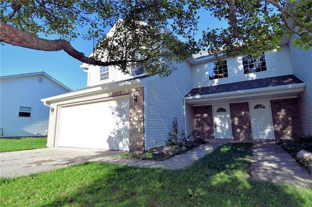 61 Grassyway Court, Whiteland, IN 46184 (MLS #21815086) :: The ORR Home Selling Team