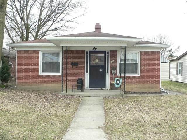 330 E Michigan Street, Fortville, IN 46040 (MLS #21815089) :: JM Realty Associates, Inc.
