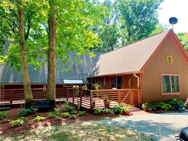 4416 S 600 W, Crawfordsville, IN 47933 (MLS #21815094) :: RE/MAX Legacy