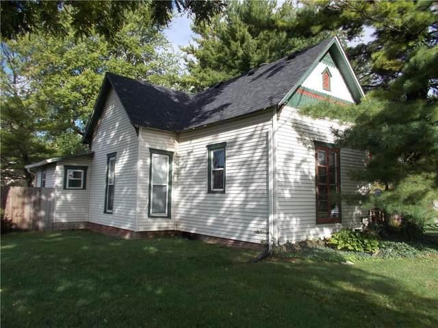 704 S Ohio Street, Sheridan, IN 46069 (MLS #21815104) :: Ferris Property Group
