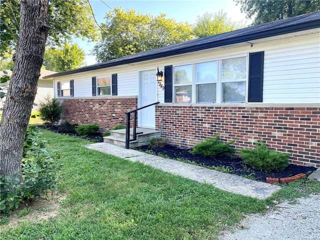1949 Sloan Avenue, Indianapolis, IN 46203 (MLS #21815106) :: Ferris Property Group