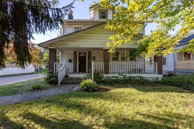 1543 E 52nd Street, Indianapolis, IN 46205 (MLS #21815117) :: Pennington Realty Team
