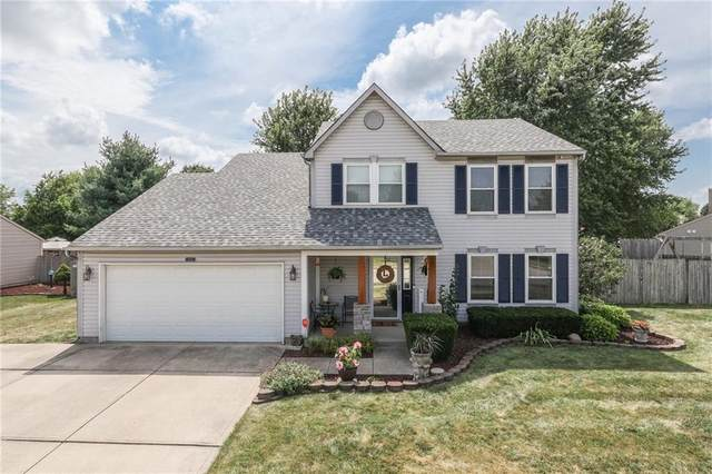 218 Pineview Drive, Mooresville, IN 46158 (MLS #21815130) :: Ferris Property Group
