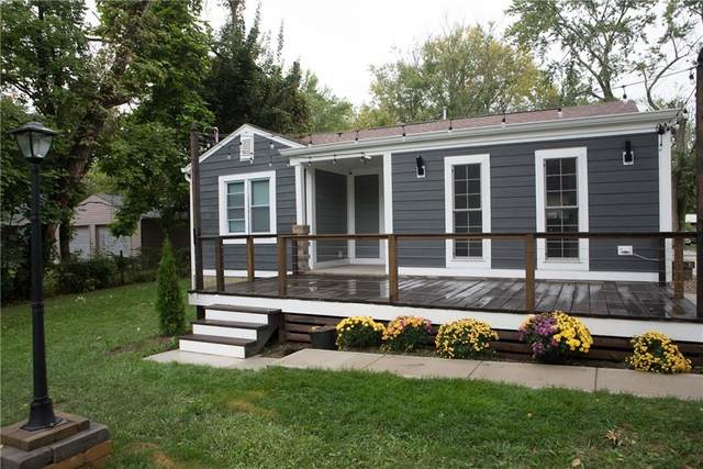 2405 W 61st Street, Indianapolis, IN 46228 (MLS #21815150) :: Ferris Property Group
