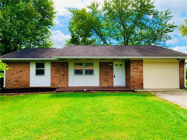 9805 E 24th Street, Indianapolis, IN 46229 (MLS #21815152) :: JM Realty Associates, Inc.