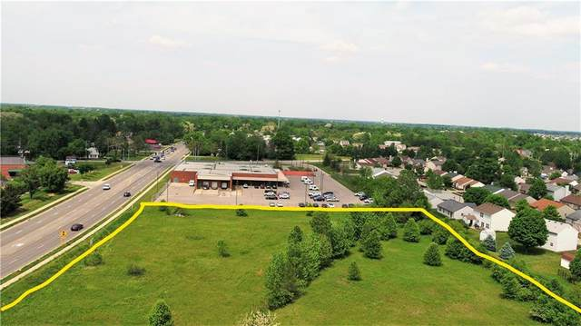 12101 Pendleton Pike, Lawrence, IN 46236 (MLS #21815155) :: The Evelo Team