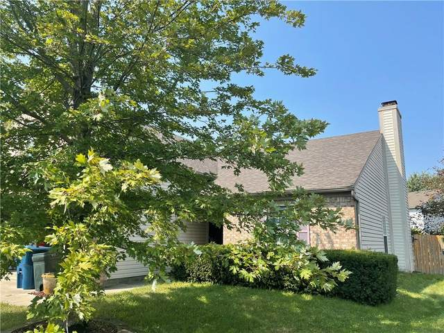 10714 Chenille Court, Indianapolis, IN 46235 (MLS #21815160) :: Pennington Realty Team
