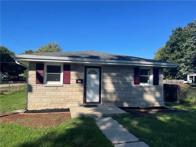 206 N Brooks Street, Columbus, IN 47201 (MLS #21815165) :: Heard Real Estate Team | eXp Realty, LLC
