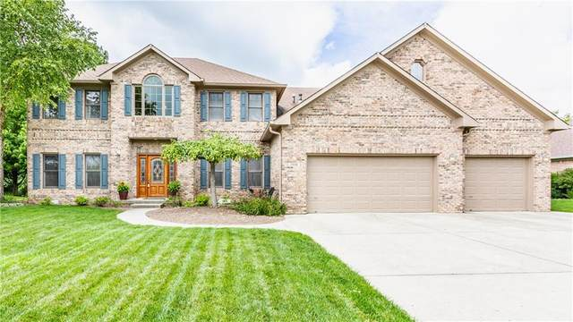 2330 Surface Drive, Greenwood, IN 46143 (MLS #21815169) :: The ORR Home Selling Team