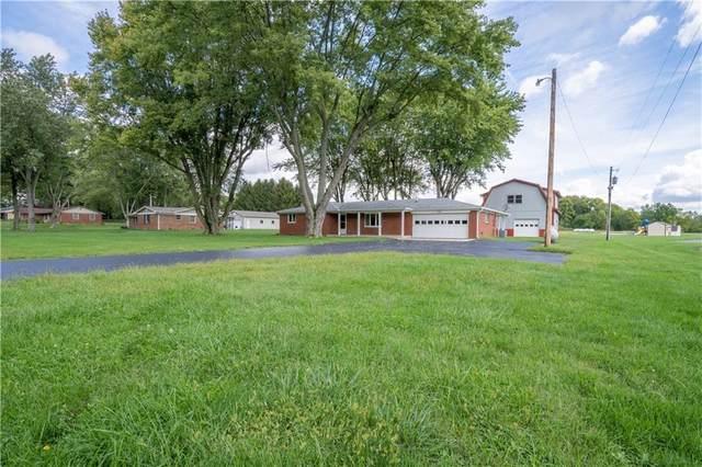 101 N Franklin Road, Greenwood, IN 46143 (MLS #21815171) :: Pennington Realty Team