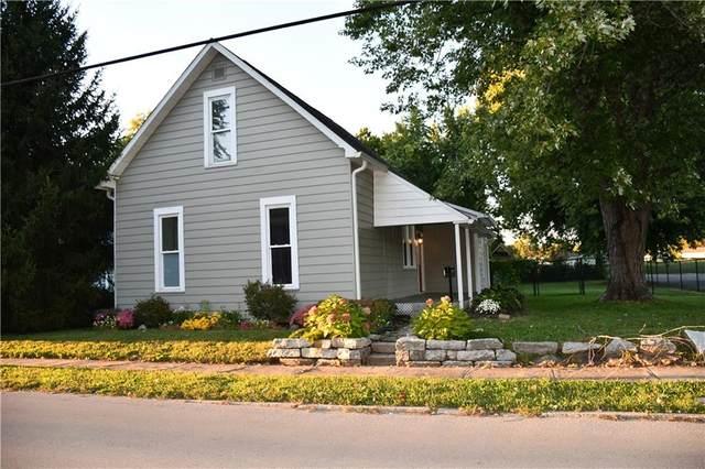 807 W Second Street, Sheridan, IN 46069 (MLS #21815216) :: JM Realty Associates, Inc.