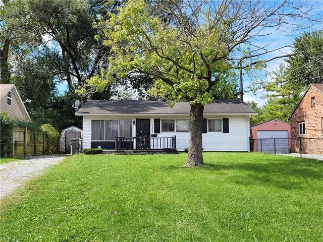 732 S Bancroft Street, Indianapolis, IN 46203 (MLS #21815219) :: RE/MAX Legacy