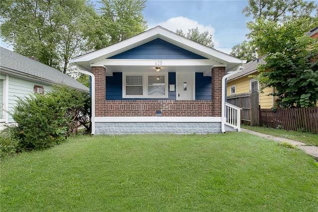 625 N Drexel Avenue, Indianapolis, IN 46201 (MLS #21815233) :: The Evelo Team