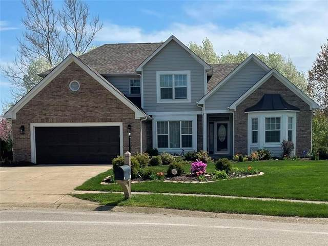 8245 Misty Cove, Indianapolis, IN 46236 (MLS #21815238) :: Dean Wagner Realtors
