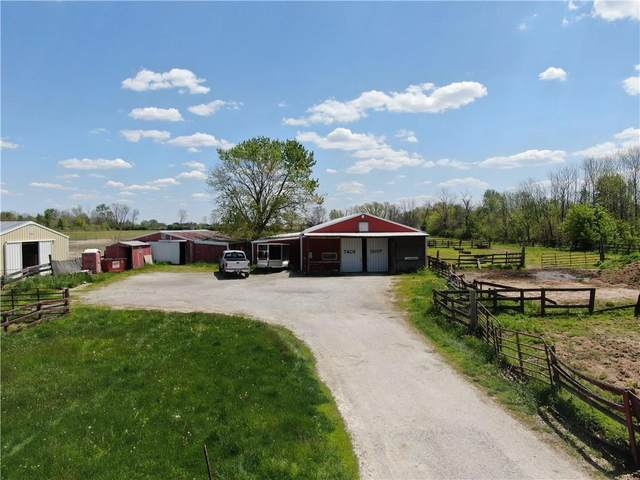783 N County Road 200 Road E, Danville, IN 46122 (MLS #21815241) :: Mike Price Realty Team - RE/MAX Centerstone