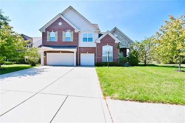 13814 Fieldshire Terrace, Carmel, IN 46074 (MLS #21815242) :: The ORR Home Selling Team