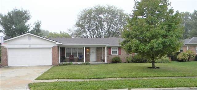 1413 Miami Court, Plainfield, IN 46168 (MLS #21815261) :: The Evelo Team